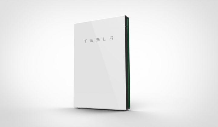 batterie tesla powerwall roma italia fotovoltaico con accumulo